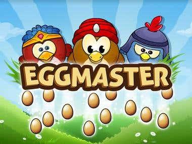 Eggmaster iOS Game