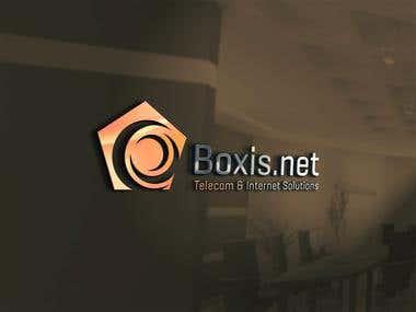 Boxis Logo
