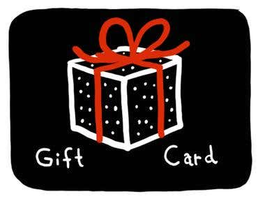 Gift Card Magento Extension