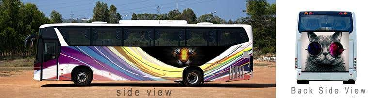 Bus Body Paint Designs Graphics Painting Freelancer