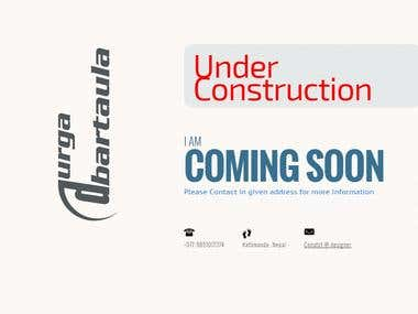 Under Construction http://durgabartaula.com.np