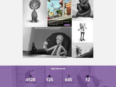 LeCorpo - Onepage Business Template