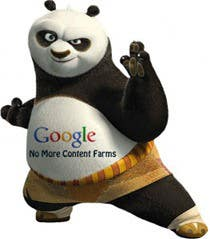 Google Panda - Save your site