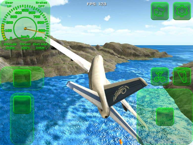 Flight Sim in Unity 3D   Freelancer