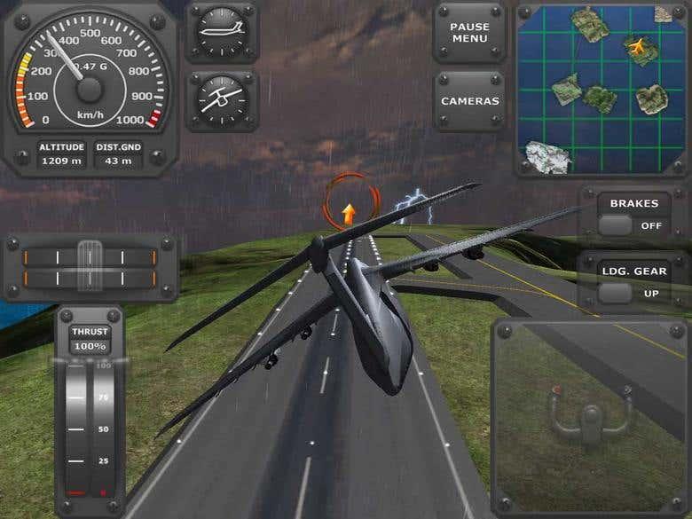 Cargo Plane Sim in Unity | Freelancer