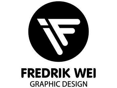 Logo Design for my company - Fredrik Wei Design