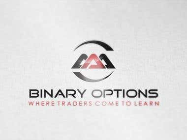 Design a Logo for AAA Binary Options
