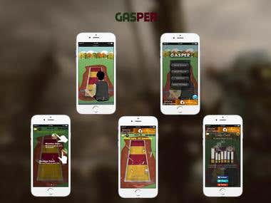 Gasper (Android/iOS)
