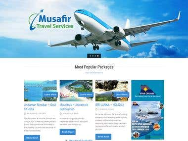 Musafir Travels
