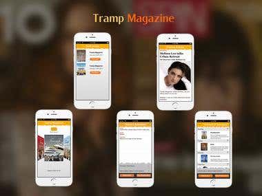 Tramp Magazine (iOS)