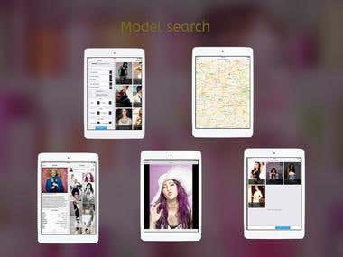 Model Search (iOS/Android)