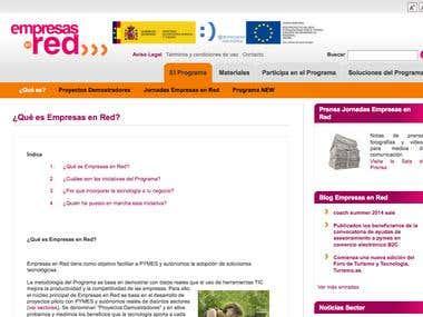 www.empresasenred.es