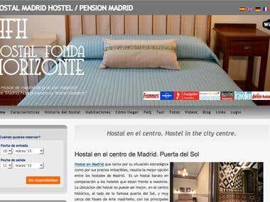 www.hostalhorizonte.com