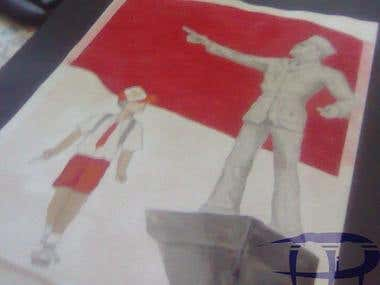 as him (indonesia hero)