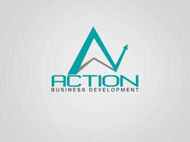 Action business logo