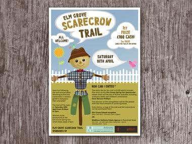 Scarecrow Flyer
