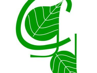 Monocolour Logo Design