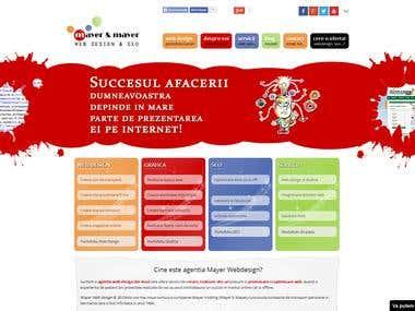 Mayer Web Design