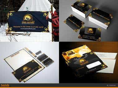 Corporate Identity - stationary - Branding 2