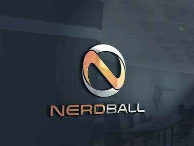 Design a Logo for NerdBall