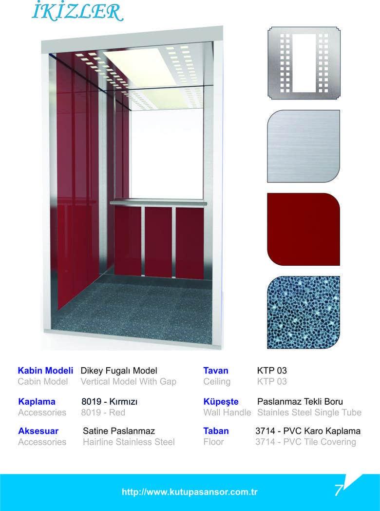 Elevator Cabin manufacturing Company Catalog | Freelancer