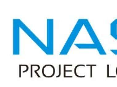 Logo for Nasa