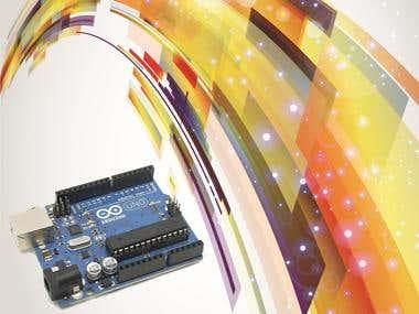 Arduino course Poster Design