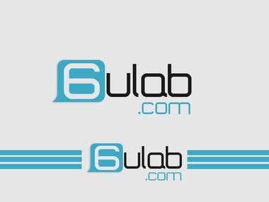 6ulab Logo Design Concept