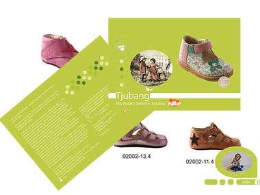 Shoe cataloge