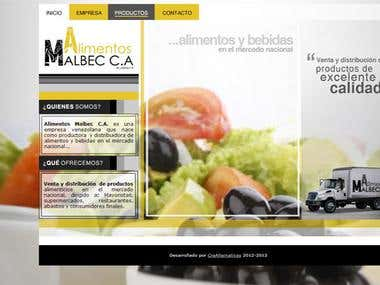 AliMalBec Website