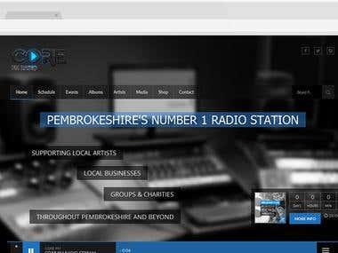 Core FM Radio
