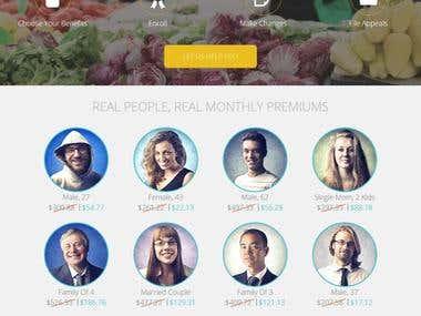 Healthy Halo Website