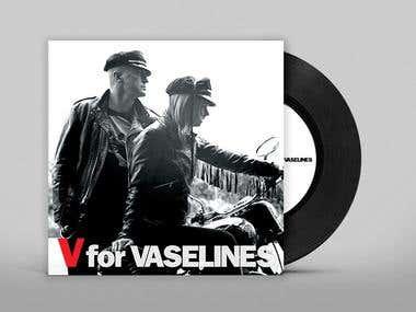 Vaselines Vinyl Design