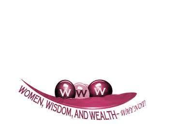 Logo design for JP financial .