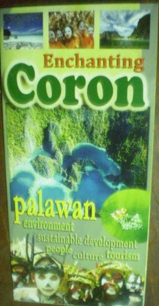Coron, Palawan Brochure