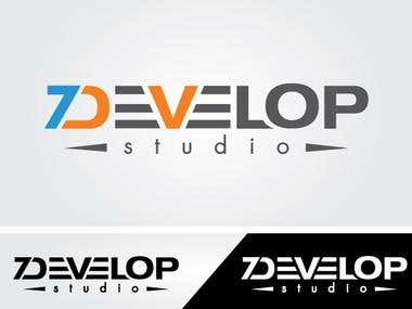 Logo for 7develop