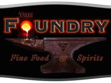 Alternate Logo for The Foundry
