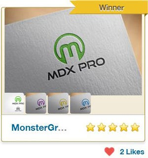 Logo design for MDX Pro
