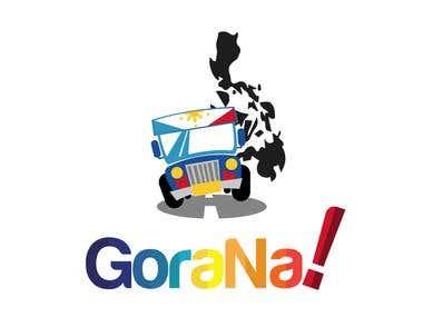 Logo Design - Gora Na!