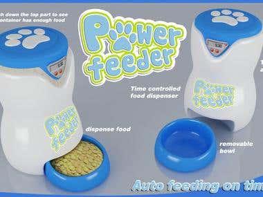 Pawer feeder