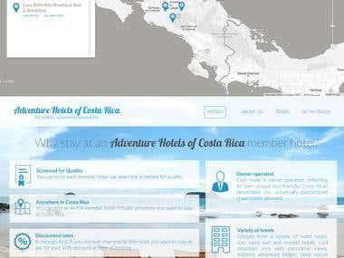 Adventure Hotels of Costa Rica