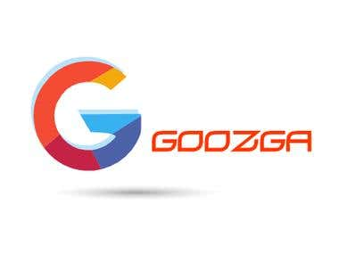 LOGO FOR GOOZGA
