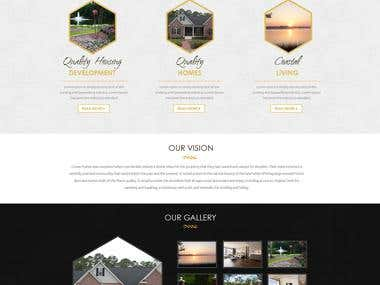 Crownpointe - A highend Real Estate Builder Site