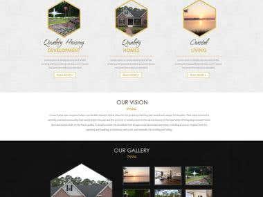 Crownpointe - A highend Real Estate Builder Site