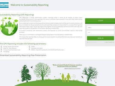 sustanability Reporting