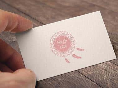 design wedding Agency logo