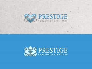 logo for a wedding agency