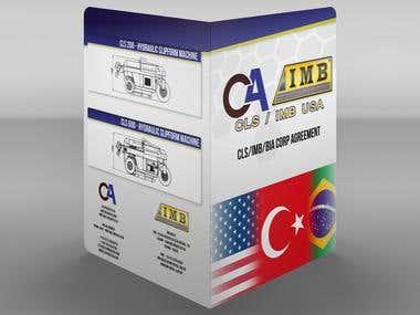 CLS / IMG Pocket Folder
