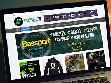 Bassport FM Radio