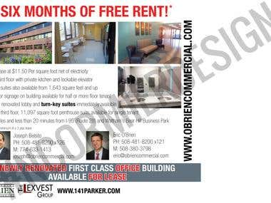 Real Estate Mailing Postcard